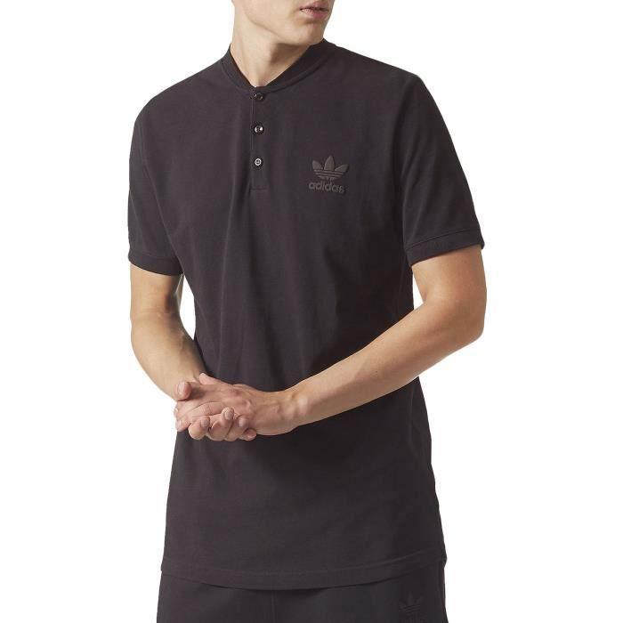 polo adidas homme coton