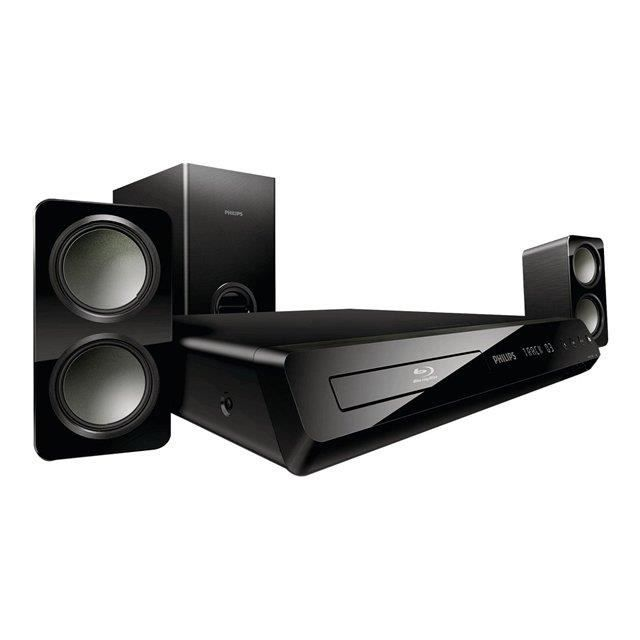 Philips hts3251 ensemble home cin ma prix pas cher cdiscount - Home cinema cdiscount ...