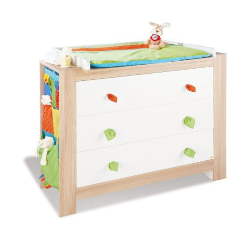 Commode langer extra large sigikid achat vente table langer commode - Commode a langer cdiscount ...