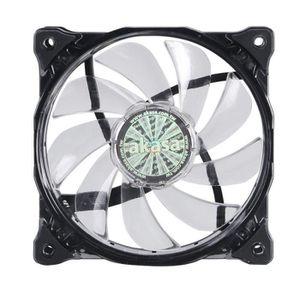 BOITIER PC  Akasa Vegas X7 LED Lufter, RGB - 120mm 0,000000 No