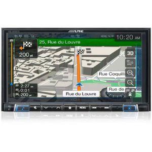 AUTORADIO INE-W997D - Station GPS multimedia - Bluetooth - U