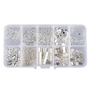 r/éparer votre Collier de perles kit Argent