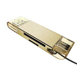 ADAPTATEUR CARTE SD High Speed USB 3.0 + Type C 2 en 1 lecteur de ca