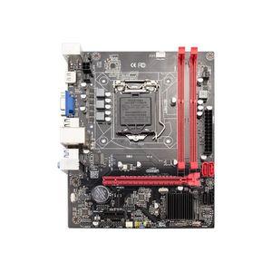 CARTE MÈRE H81 Carte mère LGA1150 DDR3 M-ATX Carte mère Suppo