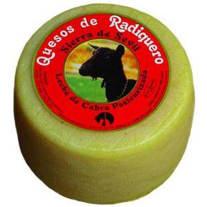 AUTRE CHARCUTERIE SÈCHE Fromage de Chèvre 'Sierra de Sevil' 1100gr- Radiqu