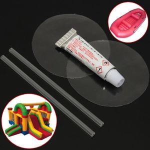 KIT DE RÉPARATION KAYAK NEUFU PVC Ponction Repair Patch Colle à Gonflable