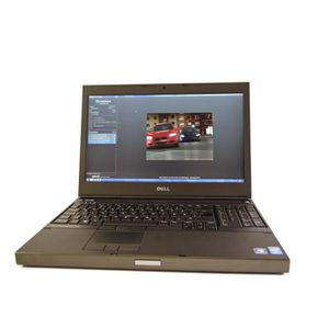 ORDINATEUR PORTABLE DELL PRECISION M4800 Core i7-4800MQ RAM 16GO HDD 1