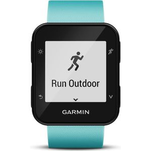 Montre connectée sport GARMIN Forerunner 35 Montre GPS Cardio - Vert d'ea