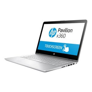 ORDINATEUR PORTABLE HP Pavilion x360 14-ba034nl Conception inclinable