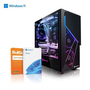 UNITÉ CENTRALE  Megaport PC Gamer Wolf Intel Core i7-9700K 8x 3,60