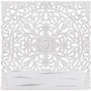 TÊTE DE LIT Tête de lit Serena 140cm Bois Blanc