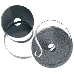 RUBAN ADHÉSIF Bande magnétique, autoadhésive, 10 mm x 10 m, bl