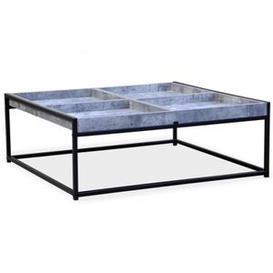 TABLE BASSE Table Basse 4 Rangements
