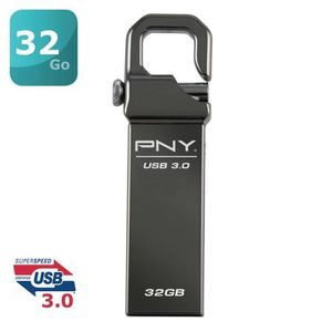 CLÉ USB Clé USB 32 Go PNY Hook Attaché 3.0