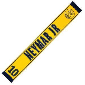 BONNET - CAGOULE PSG - Echarpe PSG 'Neymar Jr' Officielle - Jaune a