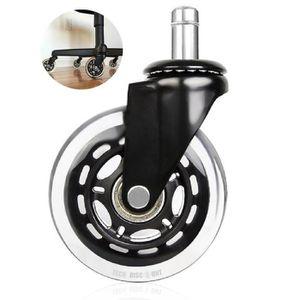 ROUE - ROULETTE TD® Roulettes pour meuble à visser roue chaise 22