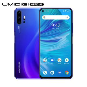 SMARTPHONE UMIDIGI F2 Smartphone 6+128Go Android 10 6.53