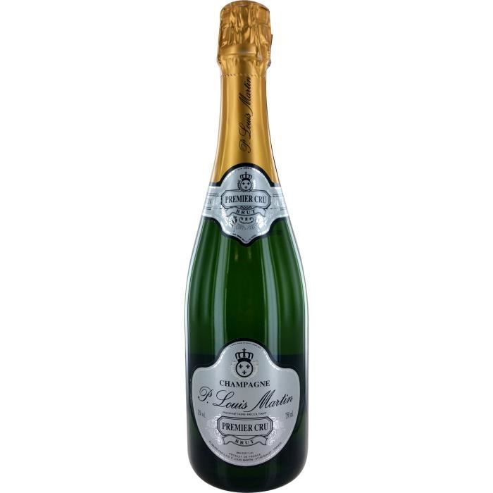 Champagne Paul Louis Martin Premier Cru Brut - 75 cl