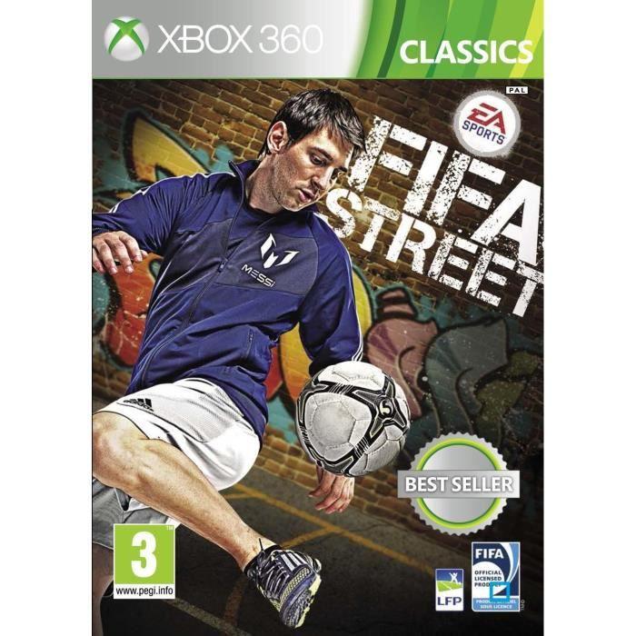 FIFA STREET CLASSICS HITS 2 / X360