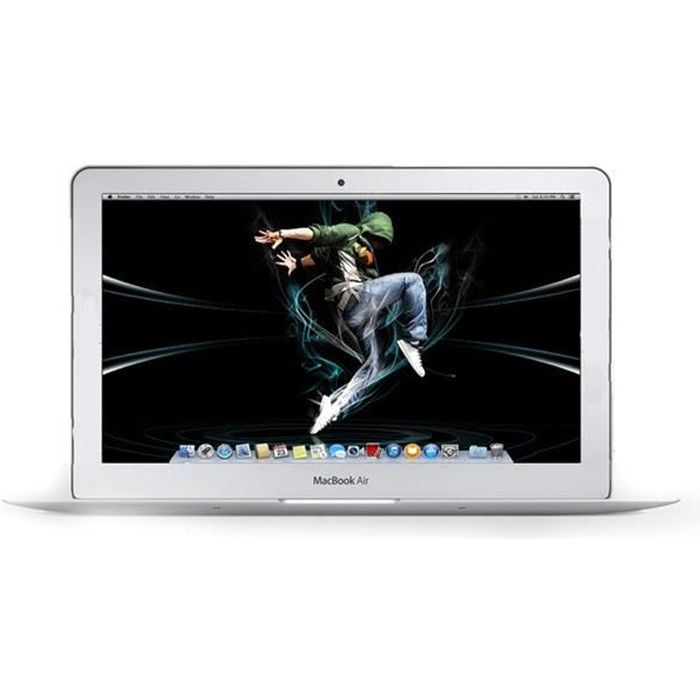 Apple MacBook Air A1465 11.6- Intel Core i5 1.4GHz, 4 Go RAM...
