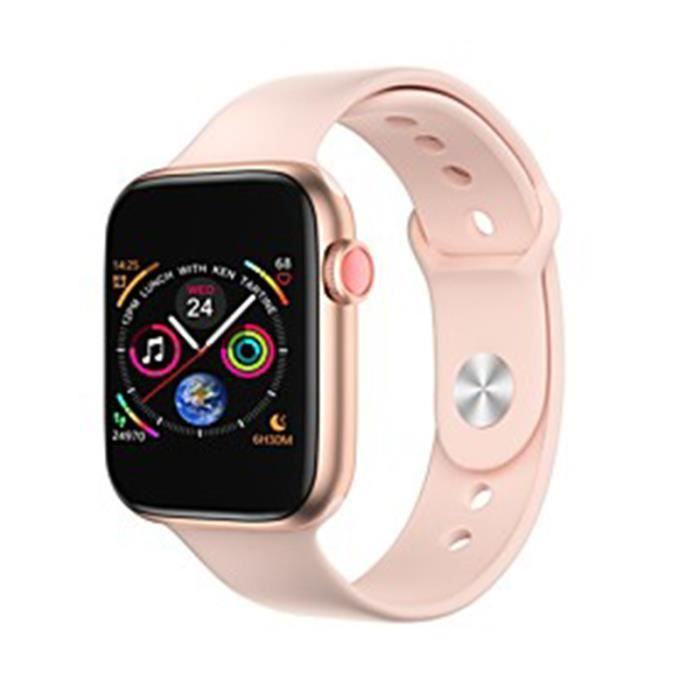 Apple Watch Series 3 GPS, 38mm Boîtier en aluminium avec bracelet de sport Rose