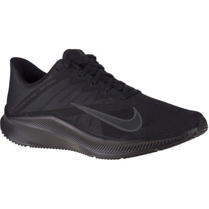 Nike Quest 3 CD0230-001, Homme, Noir, chaussures de running