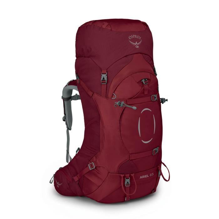 Osprey Ariel 65 XS / S Claret Red [123150] - sac à dos sac a dos