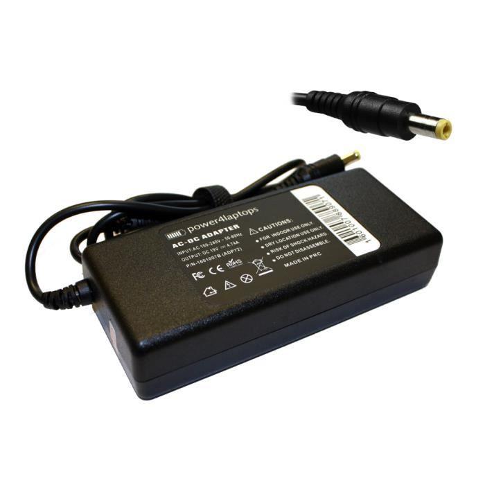 Acer Aspire E5 772 59Ek Chargeur batterie pour ordinateur portable (Pc) compatible