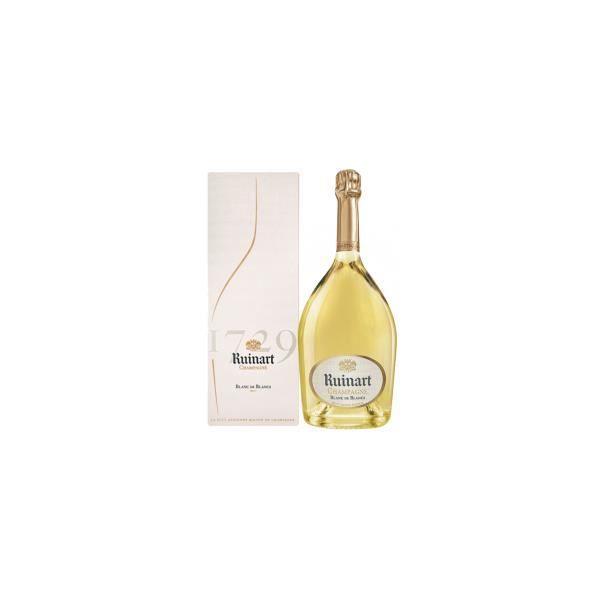 6x Ruinart Blanc de Blancs - Coffret - Champagne AOC
