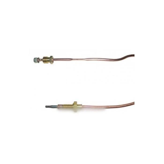 Thermocouple long 120 cm pour cuisinière WHIRLPOOL 5419731 - 481921078069 857624120000 - ACM241LP - BVMPièces