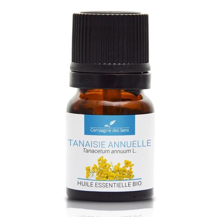 HUILE ESSENTIELLE TANAISIE ANNUELLE - 2.5mL - Huile essentielle BIO