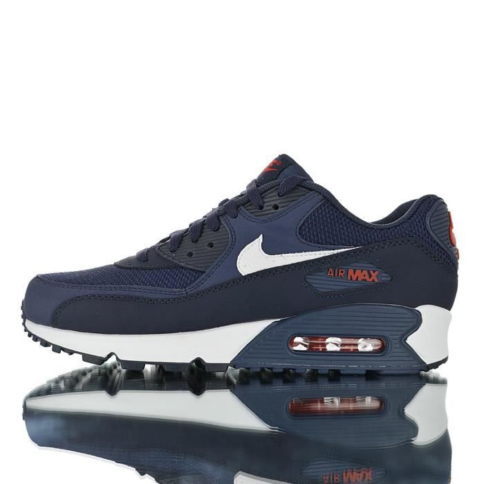 air max 90 essential homme bleu