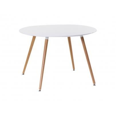 Table manger ronde glee 4 couverts h tre mas achat - Achat table a manger ...