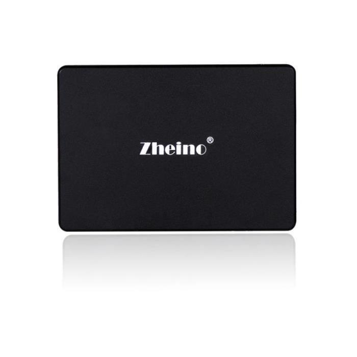 DISQUE DUR SSD Zheino SSD 120 Go SSD C3 2.5 TLC pouces Sata III 3