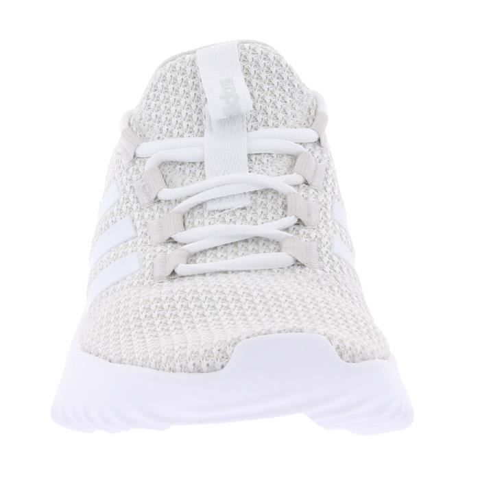 adidas neo Cloudfoam Ultimate Baskets femme blanc BC0034