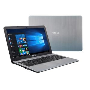 Vente PC Portable Ordinateur Ultrabook ASUS X540BA-GO598T - 15'' HD - AMD A6-9225 - RAM 8Go - Stockage 1To + 128Go SSD - Windows 10 pas cher