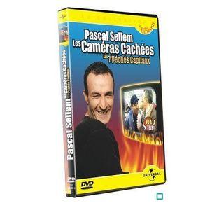 DVD SPECTACLE DVD Pascal Sellem : les caméras cachées des 7 p...
