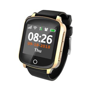 MONTRE CONNECTÉE Smart Watch IP68 Etanche GPS + LBS + Wifi Trackers