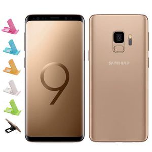SMARTPHONE 5.8'' Pour Samsung Galaxy S9 G960F 64GB Occasion D