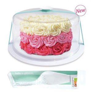 Gâteau récipient 29,5 x 45 CM vert Curver