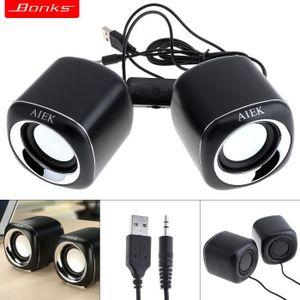 HAUT-PARLEUR - MICRO Dx11 Mini Portable USB2.0 Subwoofer Haut-Parleur p