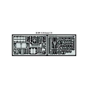 VOITURE À CONSTRUIRE Pz. Kpfw. IV Ausf. H (pour maquettes Tamiya)