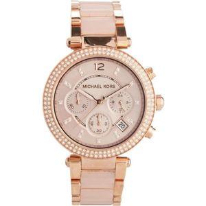 MONTRE MICHAEL KORS Montre bracelet Femme MK5896 - Quartz