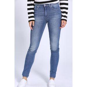 JEANS Jeans Levi's Skinny bleu clair pour femmes. 22791