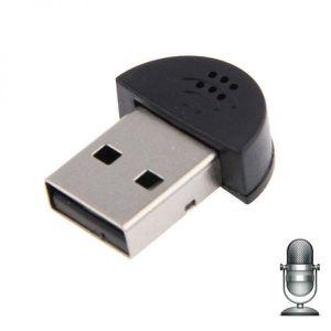 HAUT-PARLEUR - MICRO Mini microphone USB 2.0 PC portable Mac tablett...