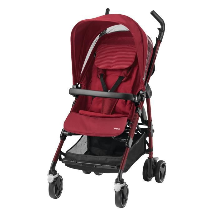 BEBE CONFORT Poussette Canne Dana - Robin Red