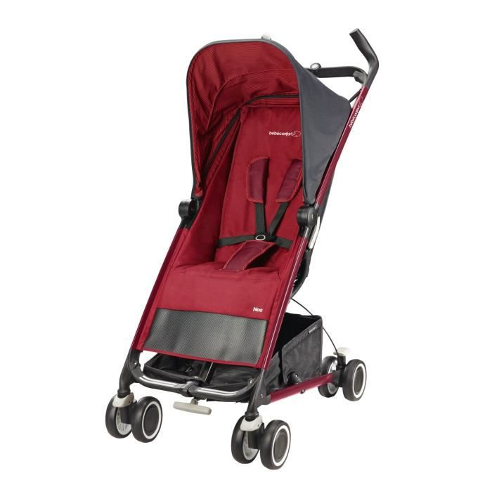 BEBE CONFORT Poussette Canne Noa - Robin Red - 2015