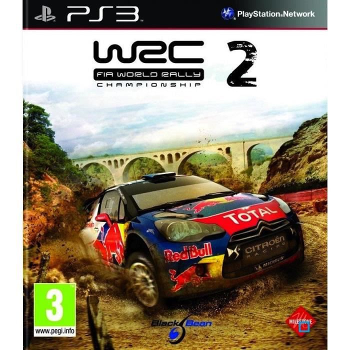 wrc 2 fia world rally championship jeu ps3 achat vente jeu ps3 wrc 2 fia world rally. Black Bedroom Furniture Sets. Home Design Ideas
