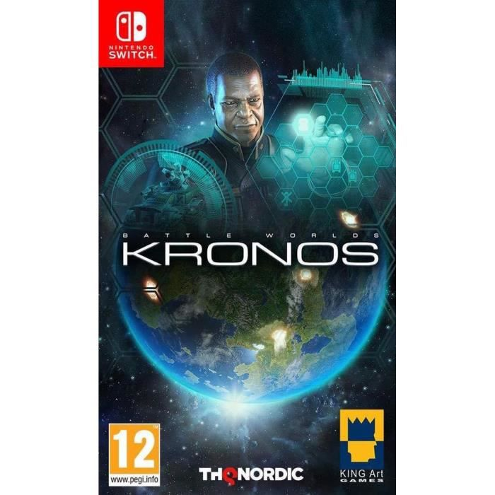 Battle Worlds : Kronos Jeu Switch