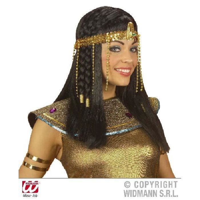 Couronne égyptienne à perles